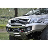 Rhino 4X4 Front bumper Bull Bar Toyota Hilux 2012 to 2015