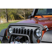Rugged Ridge Bug Deflector JK Wrangler 2007 on