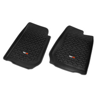 Rugged Ridge Floor Liner, Front Pair JK Wrangler RHD 2007 on