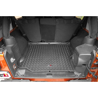 Rugged Ridge Cargo Liner, Black - JK Wrangler 2011-2017