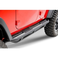 Smittybilt Rock Sliders Crawler Side Armor Steps 4 DR JK Wrangler