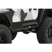 Smittybilt SRC Rocker Guard Fits YJ - TJ 87-06
