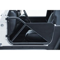 Smittybilt SRC Front Tubular Doors with Factory Latch System for TJ 97-06