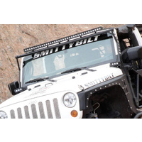 Smittybilt JK Wrangler XRC Light Bar Mount 5 light tabs