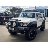 Uneek Front Bumper Bull Bar FJ Cruiser