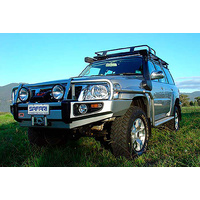 Safari Snorkel for Nissan Patrol GU Series 4