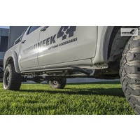 Uneek Toyota HIlux 2005-2014 Rock Sliders