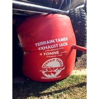 Terrain Tamer Exhaust Jack 4T-  30in Lift