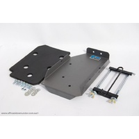 Off Road Downunder Battery Tray for Toyota Prado 150 Series 10-15 3lt T/D D4D