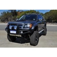 XROX Winch Bumper Bull Bar for Holden Colorado RC 07/2008 to 05/2012