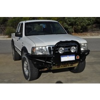 XROX Winch Bumper Bull Bar for Ford Courier 1999 to 11/2006 or Mazda Bravo