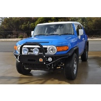 XROX Winch Bumper Bull Bar for Toyota FJ Cruiser 2011+