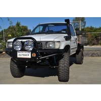 XROX Winch Bumper Bull Bar for Toyota Hilux IFS Front 1997 to 10/2001