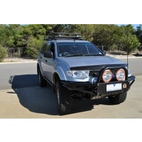 XROX Winch Bumper Bull Bar for Mitsubishi Challenger 12/2009+