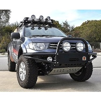XROX Winch Bumper Bull Bar for Mitsubishi Triton ML & MN 07/2002 to 12/2014