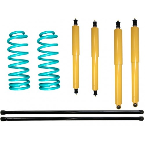Dobinsons Lift Kit & Suspension for Toyota Landcruiser 100 Series (T/Bar)