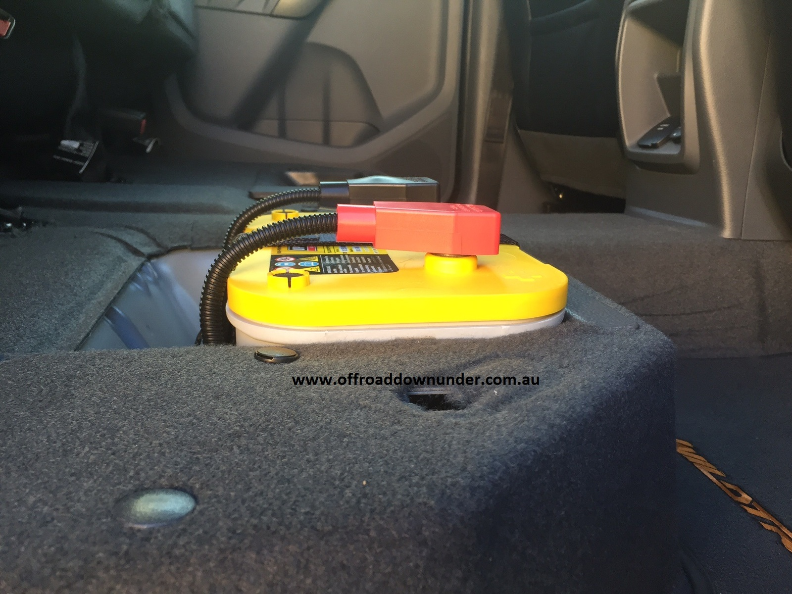 Ford Raptor For Sale Mn >> Off Road Downunder Battery Tray for Ford PX & PX2 Ranger