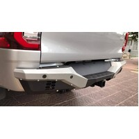Rhino 4X4 Rear Bumper Bar Ford PX2 Ranger 2016+