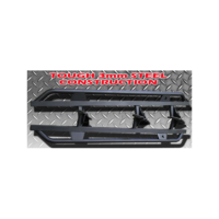 Rhino 4X4 Rock Sliders Side Steps Nissan Patrol Y62