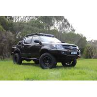 TrailMax Roof Rack for Toyota Hilux 05-11 Dual Cab