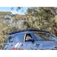 TrailMax Roof Rack for Nissan Patrol Y62 Series 5
