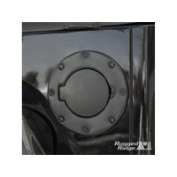 Rugged Ridge Gas Door Fuel Cap TJ Wrangler 97-06