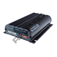Redarc In-vehicle battery charger BCDC1225D 12V 25A Multi stage