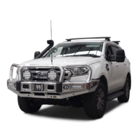 Clearview Towing Mirrors Ford Everest 2015+