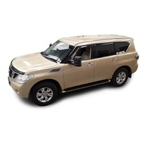 Clearview Towing Mirrors Nissan Patrol Y62 2013+