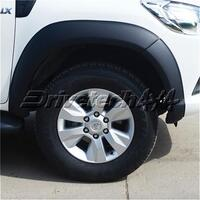 "Drivetech4x4 OE 5"" or Offroad 6"" Fender Flares Hilux 2015+"