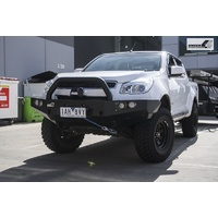 Uneek Front Bumper Bull Bar Holden Colorado/7 2011-2016