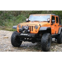 Uneek JK Wrangler Stubby Bar - Off Road Only