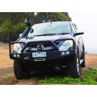 Uneek Front Bumper Bull Bar for Mazda BT50 2011-2017