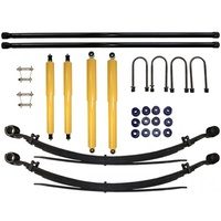 Dobinsons Lift Kit & Suspension for Nissan Navara D22 4x4 1985+