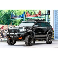 PIAK No Loop Elite Front Bull Bar - Ford Everest 2015+