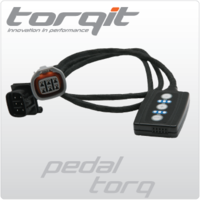 Torqit Pedal Torq Throttle Enhancement Unit - Nissan Navara D40/NP300