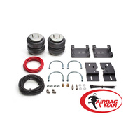 Airbag Man Rear Air Suspension Helper Kit for Leaf Springs HOLDEN Colorado/Rodeo