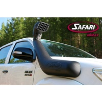 Safari ARMAX Snorkel - Toyota Hilux 25 Series 09/11 To 06/15