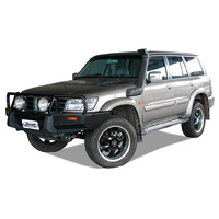 Safari V-SPEC Snorkel for Nissan Patrol GU Series 1,2 & 3