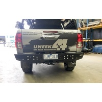 Uneek 4x4 Rear Bar & Tow kit for Toyota Hilux