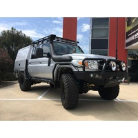 Uneek 4x4 Toyota 76 Series Landcruiser Rails