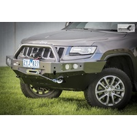 Uneek Front Bumper Bull Bar Grand Cherokee WK2 2011-2016