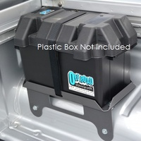 Offroad DownUnder Battery Tray for Nissan Navara D40
