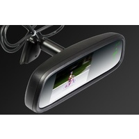 Reverse Camera with 4.3'' Replacement Mirror