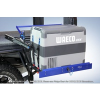 MSA 4x4 DS50 Side Fridge Drop Slide