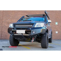 SLX4x4 Extreme Series Front Bumper Bull Bar Toyota Hilux 2005 to 2011