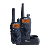 Oricom UHF2190 2 watt Hand Held CB Radio Twin Pack