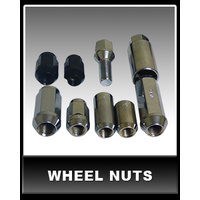 Dynamic Wheel Nuts to suit Steel wheels