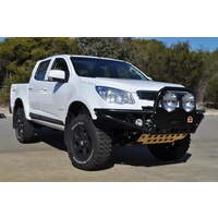 XROX Winch Bumper Bull Bar for Holden Colorado RG & 7 Wagon 06/2012 +