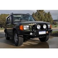 XROX Winch Bumper Bull Bar for Land Rover Discovery 2 - 1998 to 2005